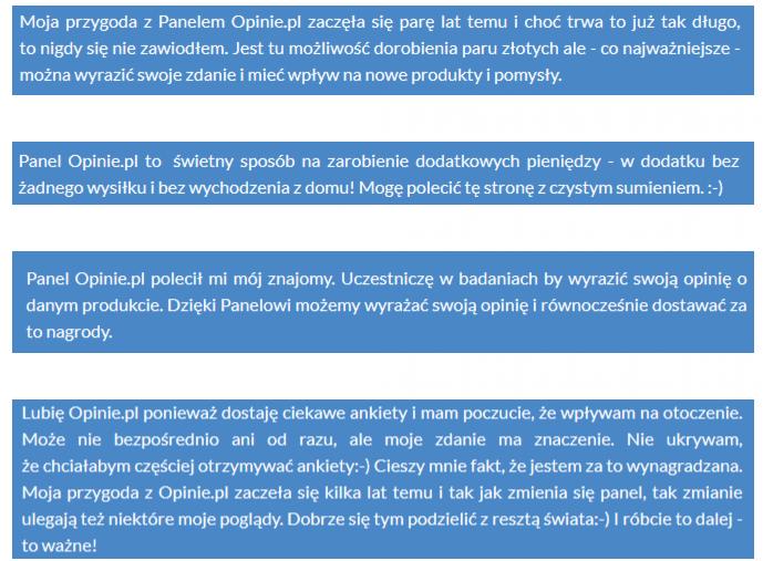 Opinie.pl - opinie użytkowników