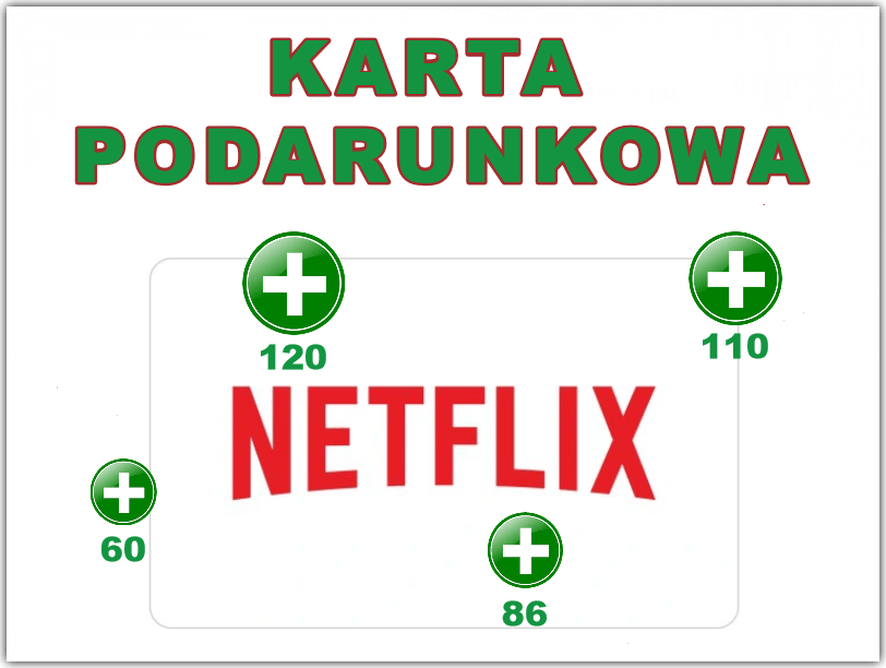 Netflix Karta Podarunkowa Kup Online W 2 Minuty