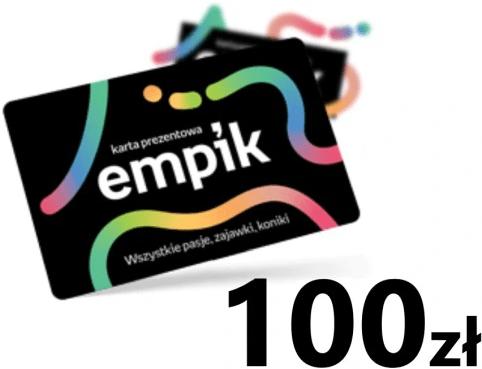 Karta podarunkowa Empik - 100